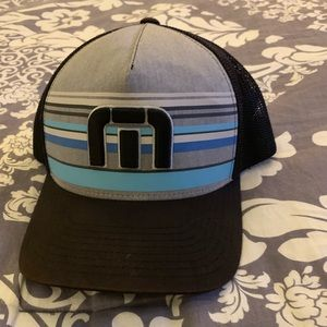 Travis Mathew hat fitted size S/M